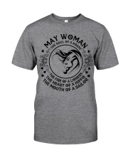 MAY WOMAN Classic T-Shirt thumbnail