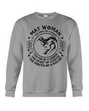 MAY WOMAN Crewneck Sweatshirt front