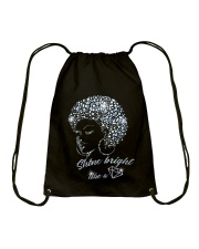 NOVEMBER GIRLS ROCK Drawstring Bag thumbnail