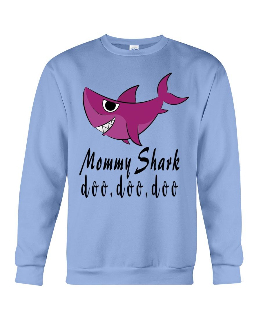 MOMMY SHARK Crewneck Sweatshirt
