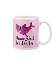 MOMMY SHARK Mug front