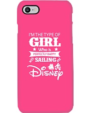 Sailing - I'm The Type Of Girl Phone Case i-phone-7-case