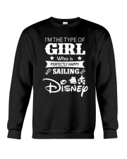 Sailing - I'm The Type Of Girl Crewneck Sweatshirt thumbnail
