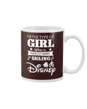 Sailing - I'm The Type Of Girl Mug thumbnail