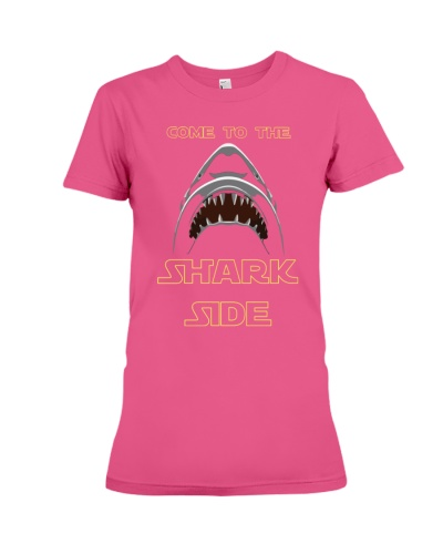 COME TO THE SHARK SIDE