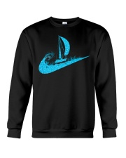 love sailing Crewneck Sweatshirt thumbnail