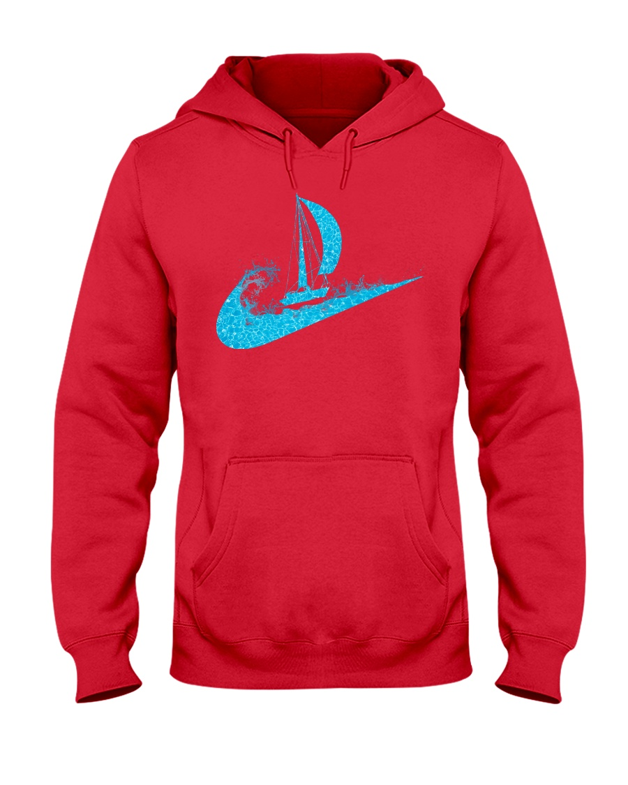 love sailing Hooded Sweatshirt