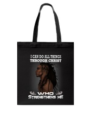 STRONG MAN Tote Bag thumbnail