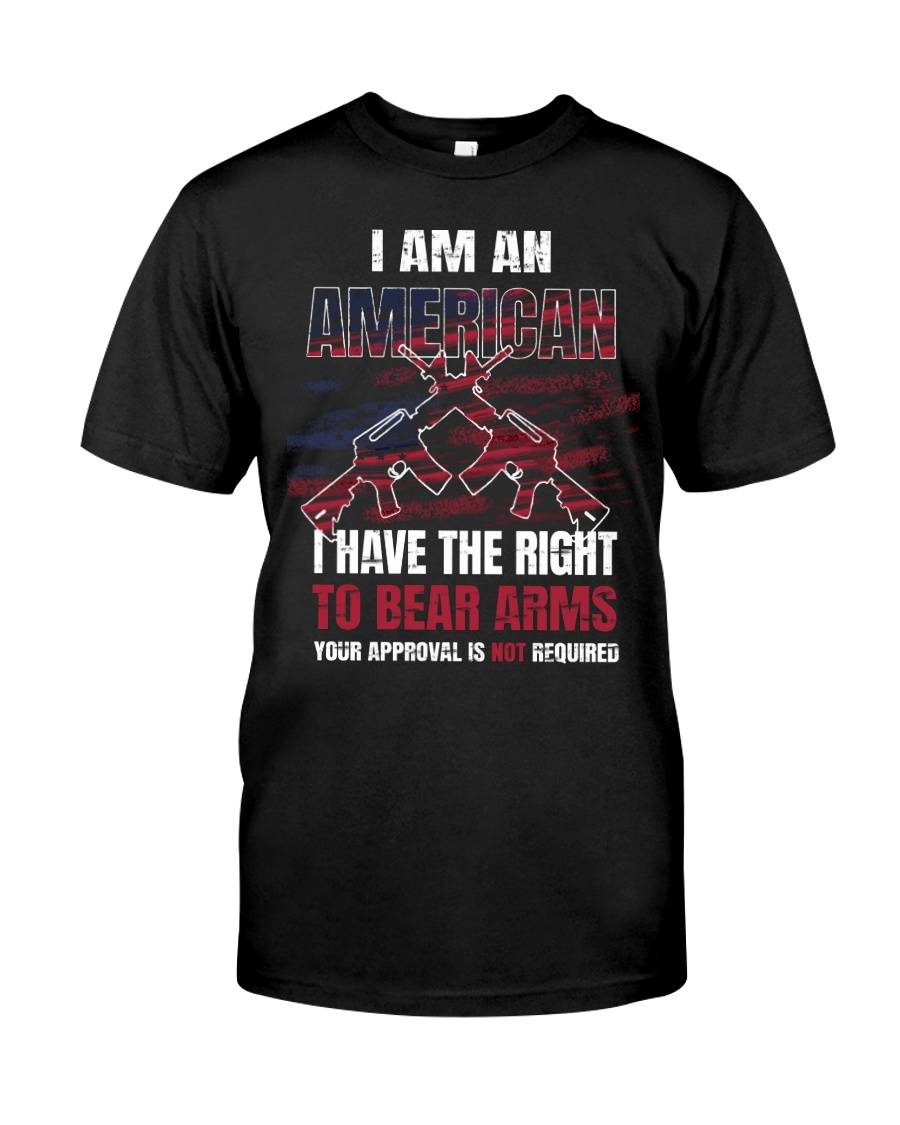 I HAVE THE RIGHT Classic T-Shirt
