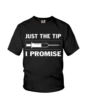 JUST THE TIP Youth T-Shirt thumbnail