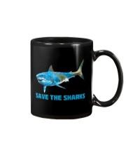 SAVE THE SHARKS Mug thumbnail