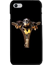 ROTTIES ON ZIPPER Phone Case thumbnail
