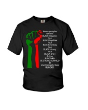 BE UNAPOLOGETICALLY Youth T-Shirt thumbnail