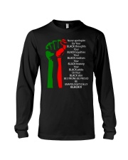 BE UNAPOLOGETICALLY Long Sleeve Tee thumbnail