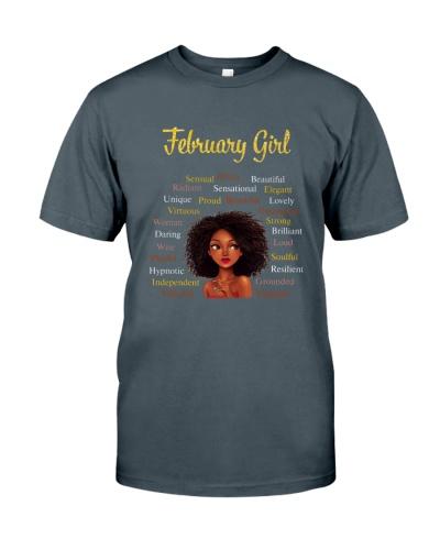 FEBRURY GIRL