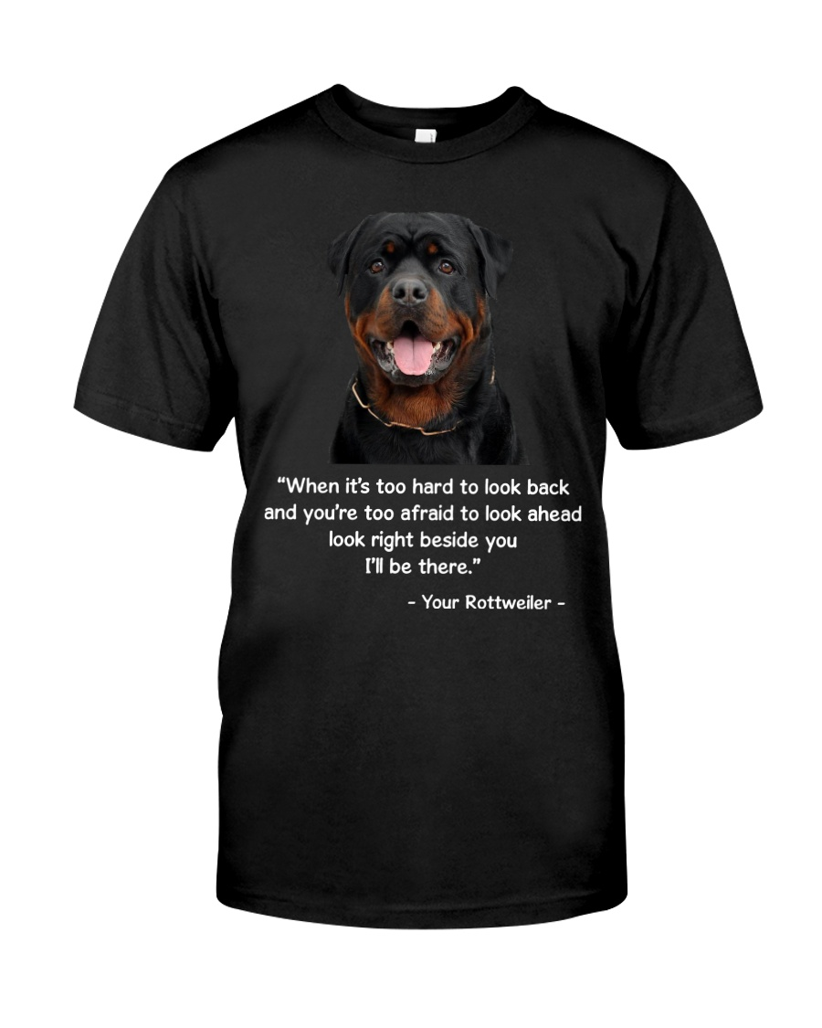 ROTTIE TALKING Classic T-Shirt