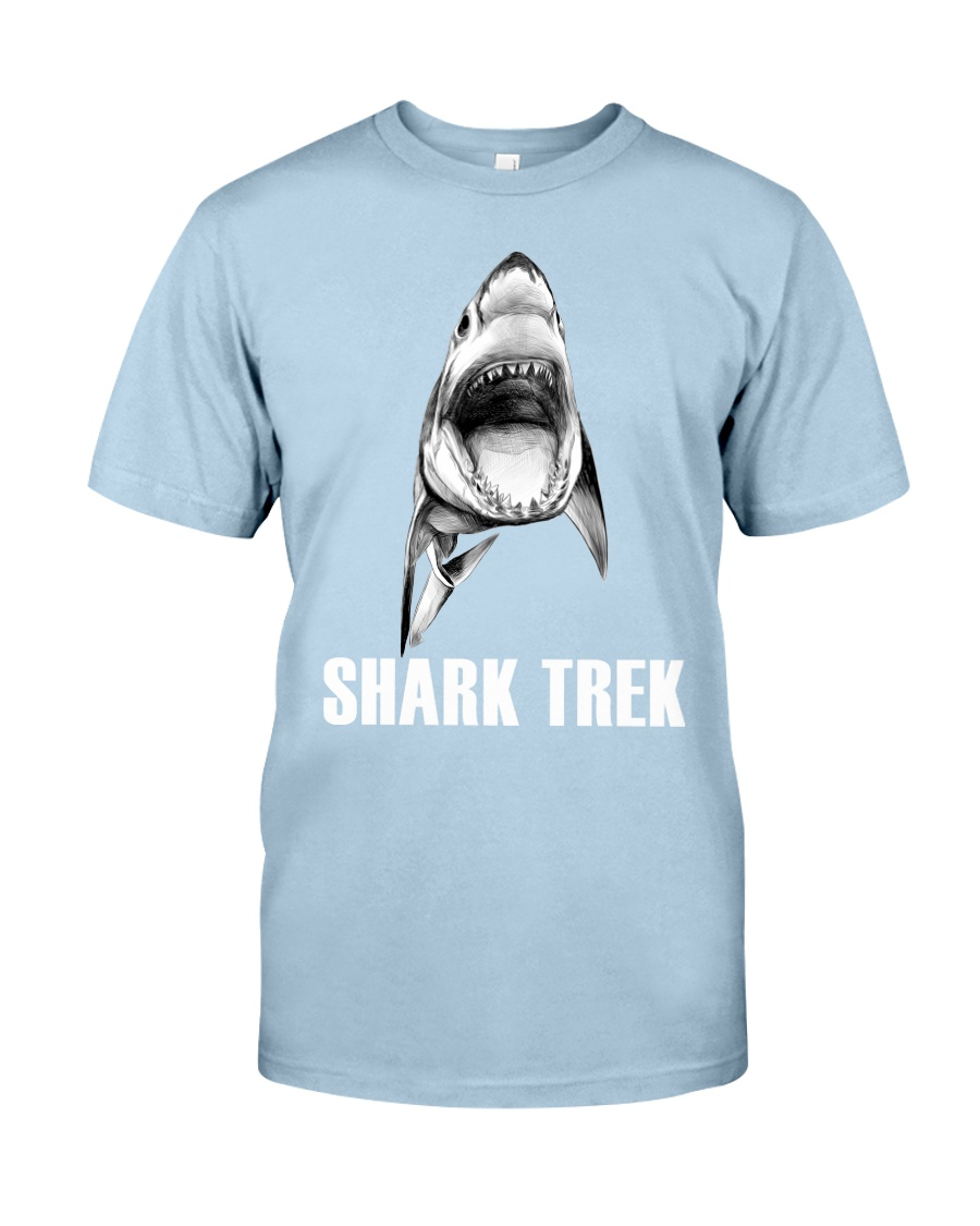 FUNNY SHARK Classic T-Shirt
