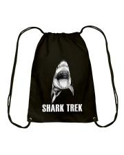 FUNNY SHARK Drawstring Bag thumbnail