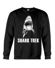FUNNY SHARK Crewneck Sweatshirt thumbnail