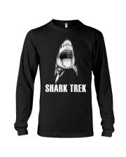 FUNNY SHARK Long Sleeve Tee thumbnail