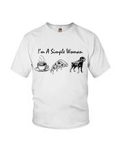 I LOVE ROTTWEILER Youth T-Shirt thumbnail