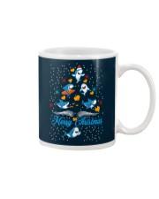 SHARKS CHRISTMAS Mug front