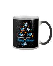 SHARKS CHRISTMAS Color Changing Mug thumbnail
