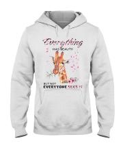 EVERYTHINGS-GIRAFFE Hooded Sweatshirt thumbnail