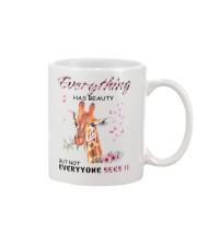 EVERYTHINGS-GIRAFFE Mug thumbnail
