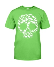 SHARK SKULL Classic T-Shirt front