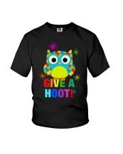 GIVE A HOOT Youth T-Shirt thumbnail