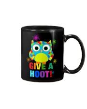 GIVE A HOOT Mug thumbnail