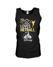 THIS GIRL LOVE NETBALL Unisex Tank thumbnail