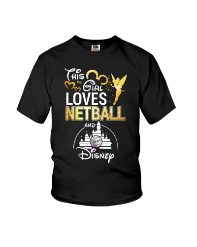THIS GIRL LOVE NETBALL