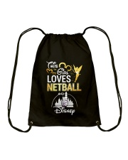 THIS GIRL LOVE NETBALL Drawstring Bag thumbnail
