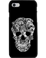 ROTTIES SKULL Phone Case thumbnail