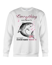 EVERYTHING HAS BEAUTY Crewneck Sweatshirt thumbnail