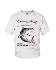EVERYTHING HAS BEAUTY Youth T-Shirt thumbnail