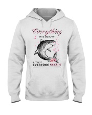 EVERYTHING HAS BEAUTY Hooded Sweatshirt thumbnail
