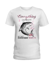 EVERYTHING HAS BEAUTY Ladies T-Shirt thumbnail
