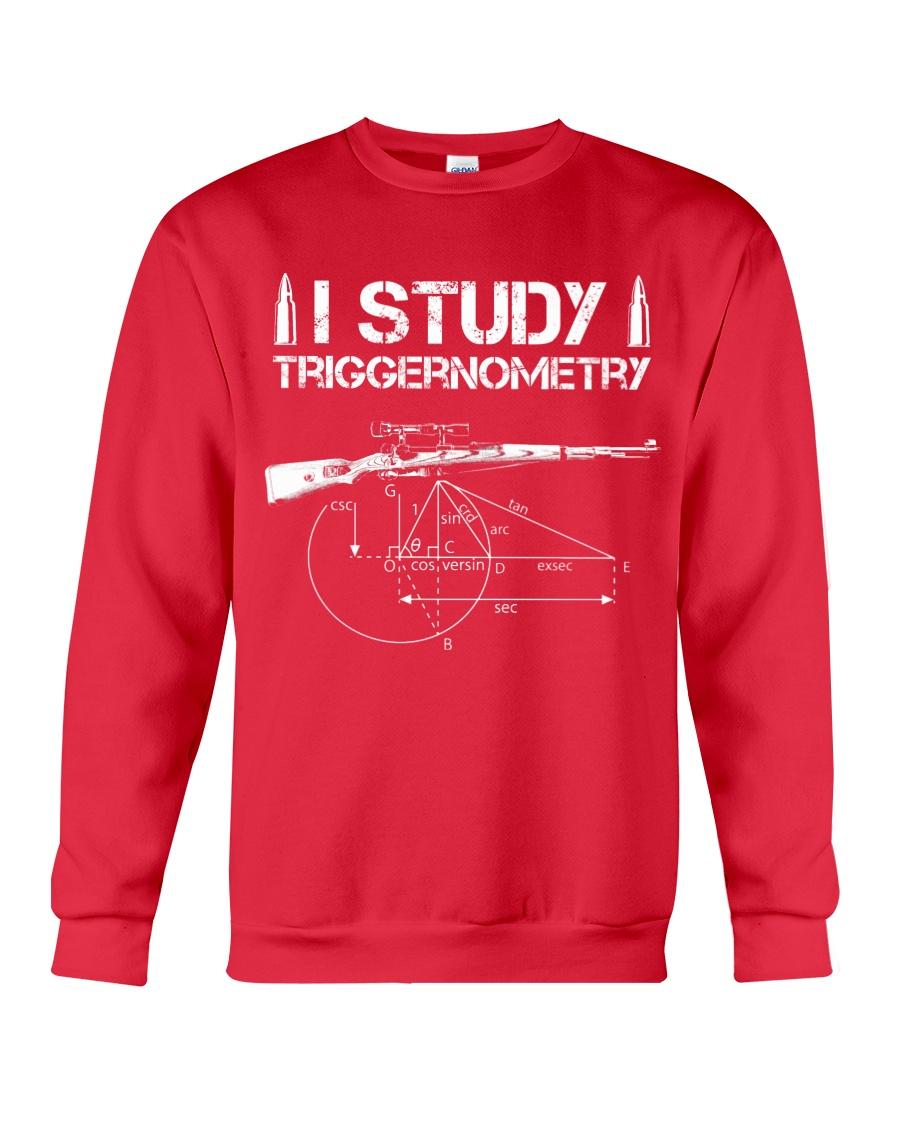 I STUDY TRIGGERNOMETRY Crewneck Sweatshirt
