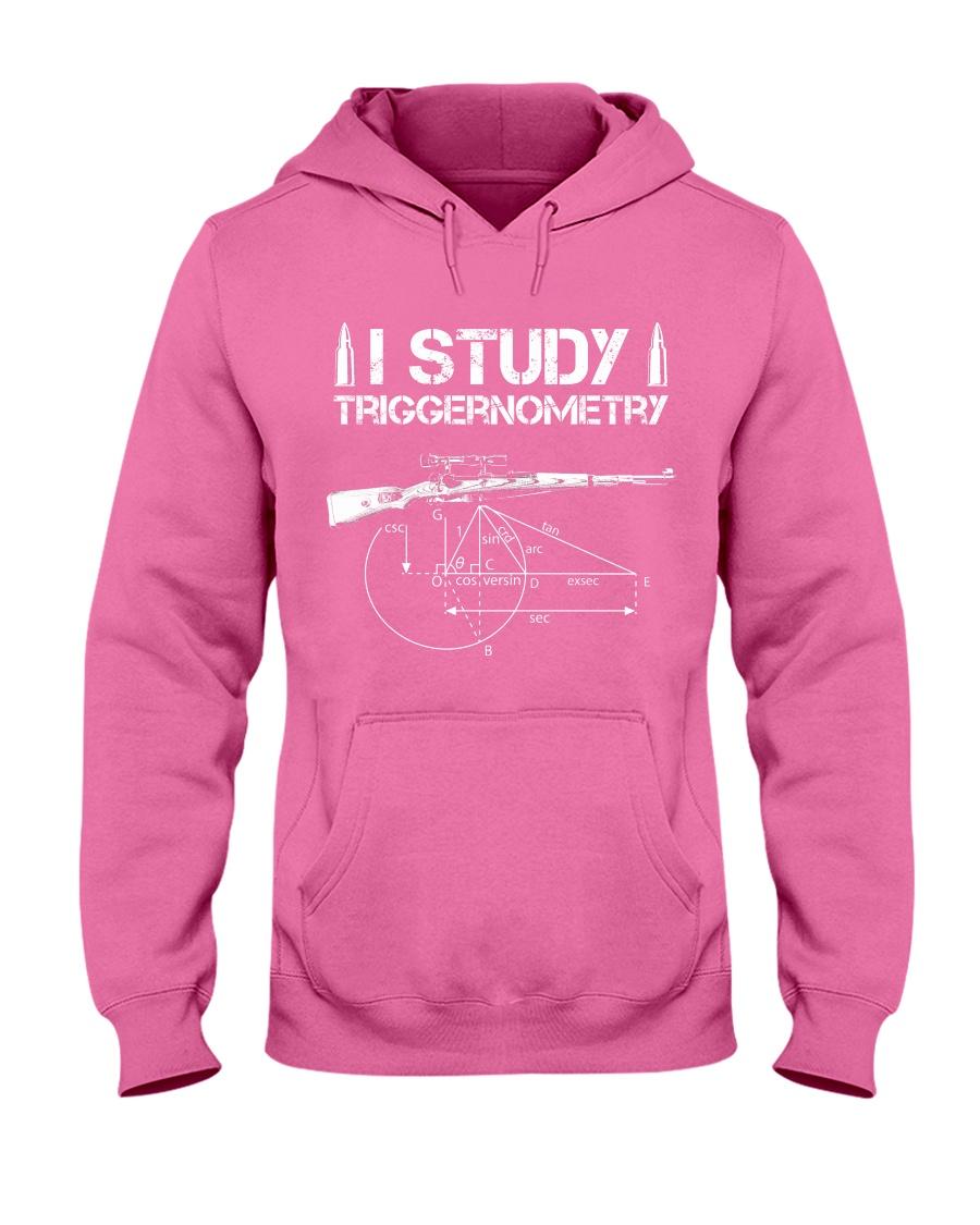 I STUDY TRIGGERNOMETRY Hooded Sweatshirt showcase