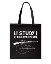 I STUDY TRIGGERNOMETRY Tote Bag thumbnail