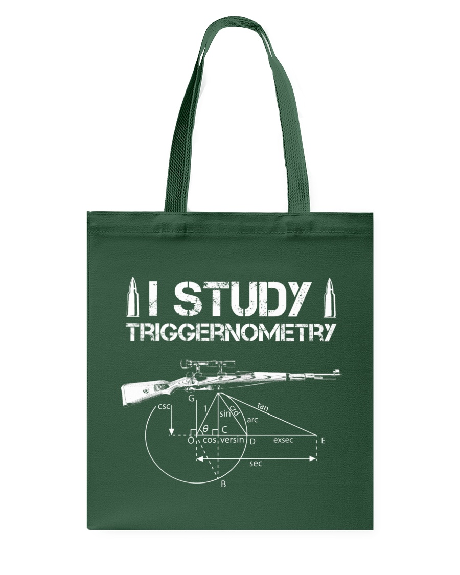 I STUDY TRIGGERNOMETRY Tote Bag showcase