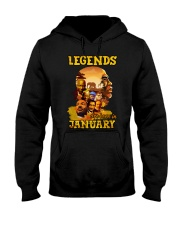 WE ARE LEGENDS Hooded Sweatshirt thumbnail