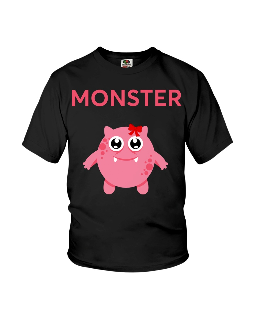 GIRL MONSTER Youth T-Shirt showcase