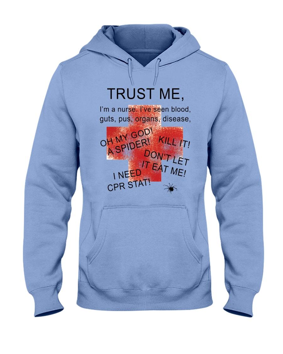 TRUST THIS NURSE Hooded Sweatshirt