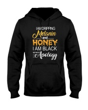 I'M DRIPPING MELANIN AND HONEY Hooded Sweatshirt thumbnail