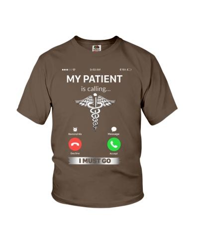 MY PATIENT IS CALLING