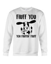 FLUFF YOU Crewneck Sweatshirt thumbnail